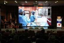 20 عمل زنده در کنگره قلب ایران و اروپا در مشهد ارائه می شود