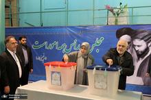 انتخابات 98 در حسینیه جماران-1