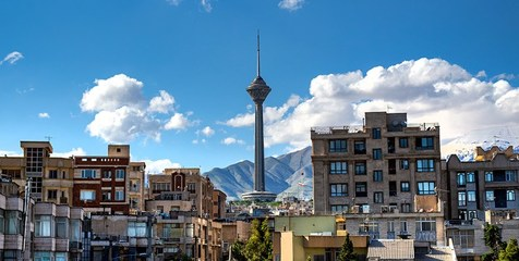 کیفیت هوای تهران/ 29 مرداد 99