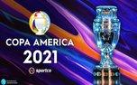 برنامه و نتایج کامل کوپا آمه ریکا 2021 +جدول