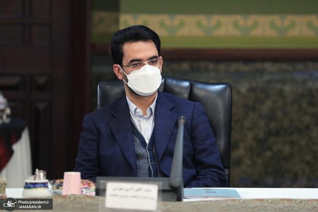 آذری جهرمی: می توان به هر ایرانی یک میلیون تومان یارانه داد