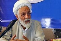 عضو جامعه روحانیت مبارز: شأن حوزه را نباید تخریب کرد/ کسی به علما الگو نمی دهد