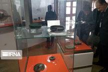 نخسین نمایشگاه عصرآهن در غرب کشور افتتاح شد
