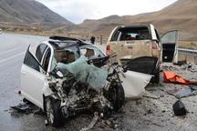 تصادفات جنوب سیستان و بلوچستان جان 10 نفر را گرفت