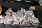 کشف ۱۶ هزار و ۲۱۳ کیلوگرم فرآورده گوشتی فاسد در سلماس