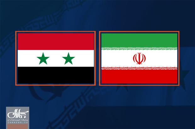 توافق ایران و سوریه برای ایجاد مرکز تجاری در دمشق و تهران