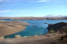 86 درصد سد زاینده رود خالی است