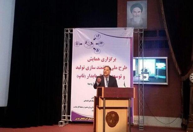 ارتباط دانشگاه و مراکز تولیدی در آذربایجان غربی کمرنگ است