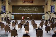 آخرین دیدار رئیسجمهور و اعضاء هیئت دولت دوازدهم با رهبر معظم انقلاب