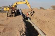 خط لوله انتقال گاز طبیعی کامیاران به سروآباد جابجا می شود