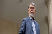 وزیر فرهنگ و ارشاد اسلامی وارد کرمان شد