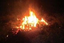 آتش در جهرم جان یک نفر را گرفت