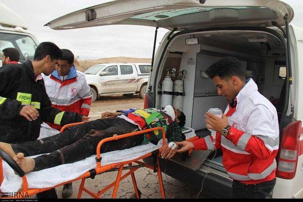 ۶ نقطه استان اصفهان نیازمند پایگاه امداد و نجات است