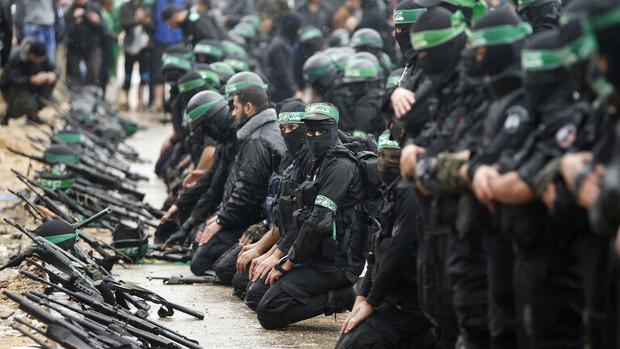 ضرب الاجل گردان های قسام به رژیم اسرائیل
