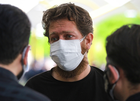 بازیگر جوان سینما با قصور پزشکی از دنیا رفت یا کرونا؟