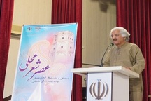 عصر شعر محلی استان بوشهر درخورموج برگزار شد