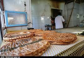 50 درصد سهمیه نانواییهای متخلف حذف می شود