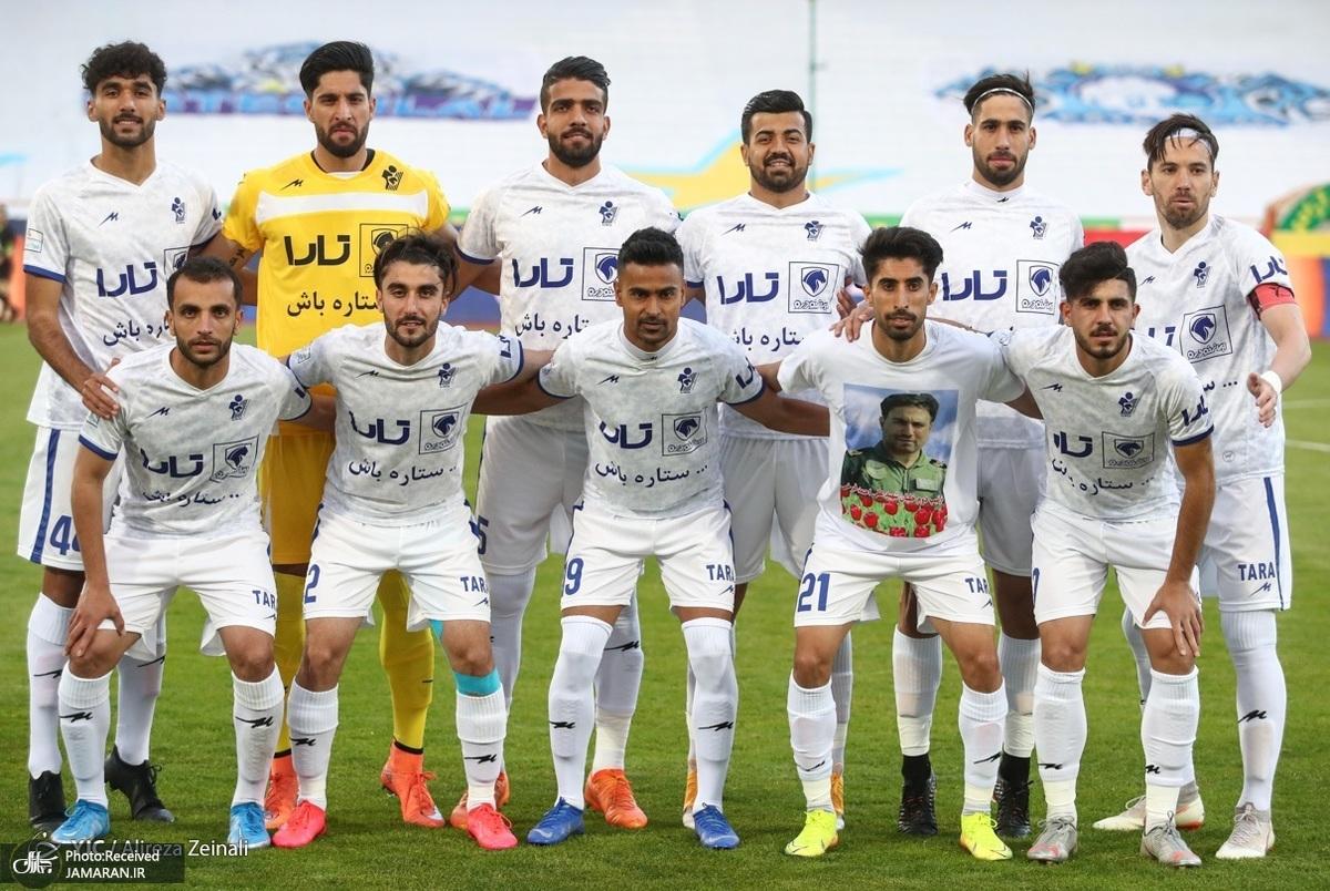 بیانیه باشگاه پیکان در واکنش به شایعه تبانی
