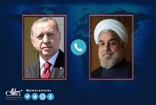روحانی خطاب به اردوغان: بحران قره باغ باید از طریق مذاکره حل شود/ گروه های تروریستی می توانند خطر بزرگی برای منطقه باشند