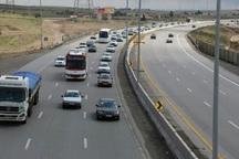 تردد خودروها در جاده های استان قزوین سه درصد افزایش یافت