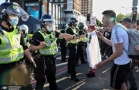 تظاهرات لندن