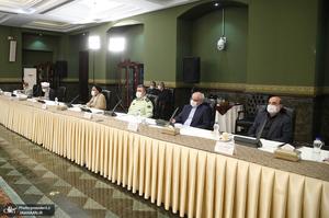 جلسه ستاد ملی مقابله با کرونا- 15 شهریور