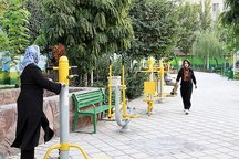 زنان فاروج چشم انتظار ساخت بوستان بانوان