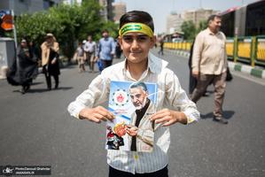راهپیمایی باشکوه روز جهانی قدس-5
