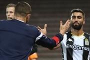 پایان اختلاف بازیکن ایرانی با مربی شارلروا