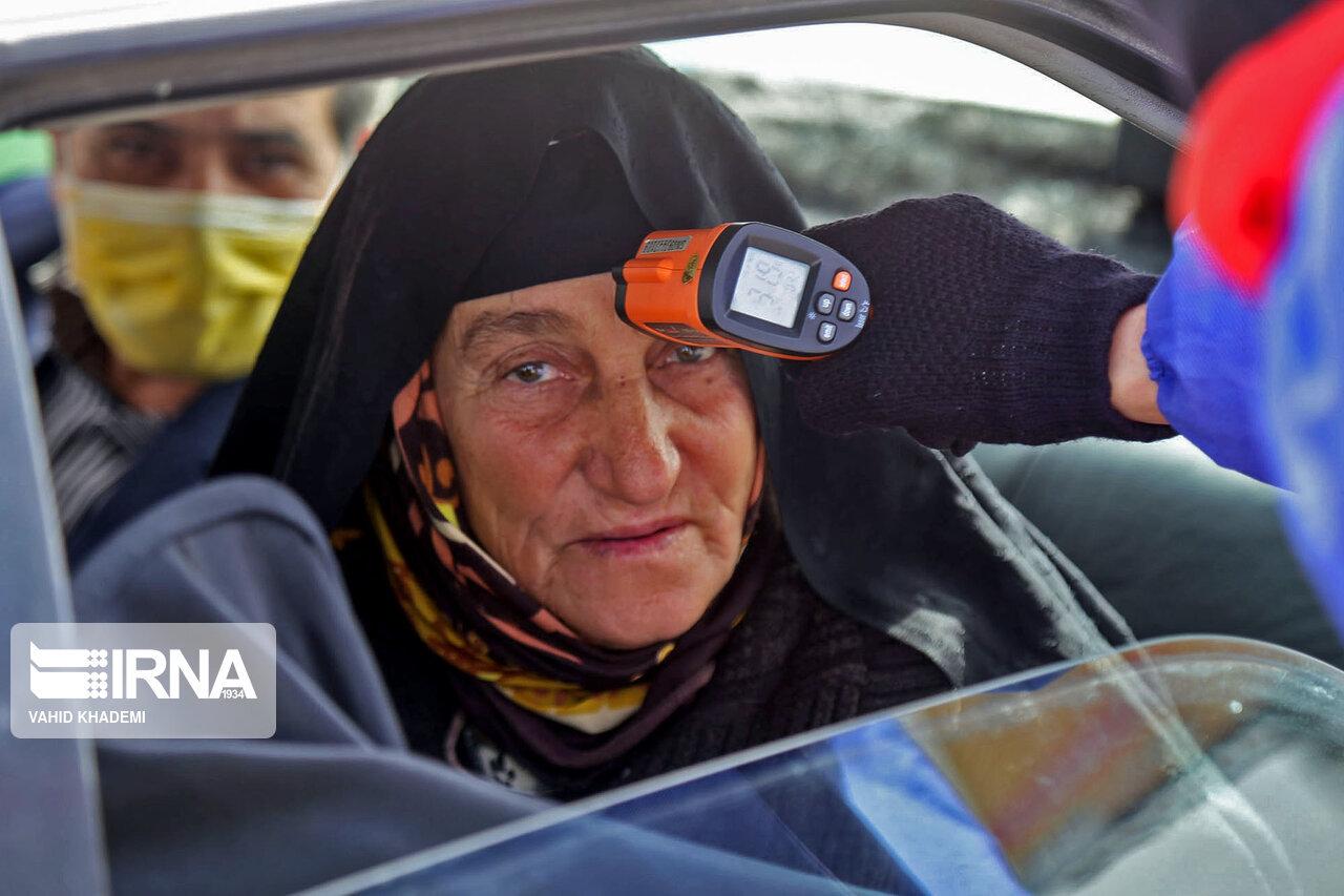 گلایه پلیس خراسان شمالی از همراهی نکردن مردم در طرح فاصلهگذاری اجتماعی