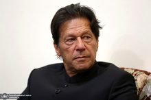 عمران خان: به ترامپ گفتم «جنگ راه حل نیست»