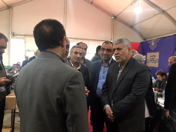 بازدید معاون سیاسی استاندار تهران از ستاد انتخابات
