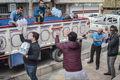 کمکهای مدارس غیردولتی کرمان به سیلزدگان رودبار جنوب ارسال شد