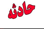 سقوط سنگ بر روی جوان 26 ساله در نیریز