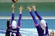 بانوان والیبالیست شاهرود در همه ردهها قهرمان استان شدند