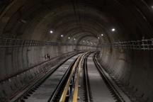 مترو تهران: تونل ریزش نکرده است