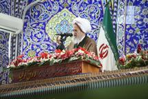 اقتدار ایران اسلامی دستخوش خواسته های آمریکا نخواهد شد