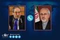 گفت و گوی ظریف و وزیر خارجه سوریه در مورد تحریم ها