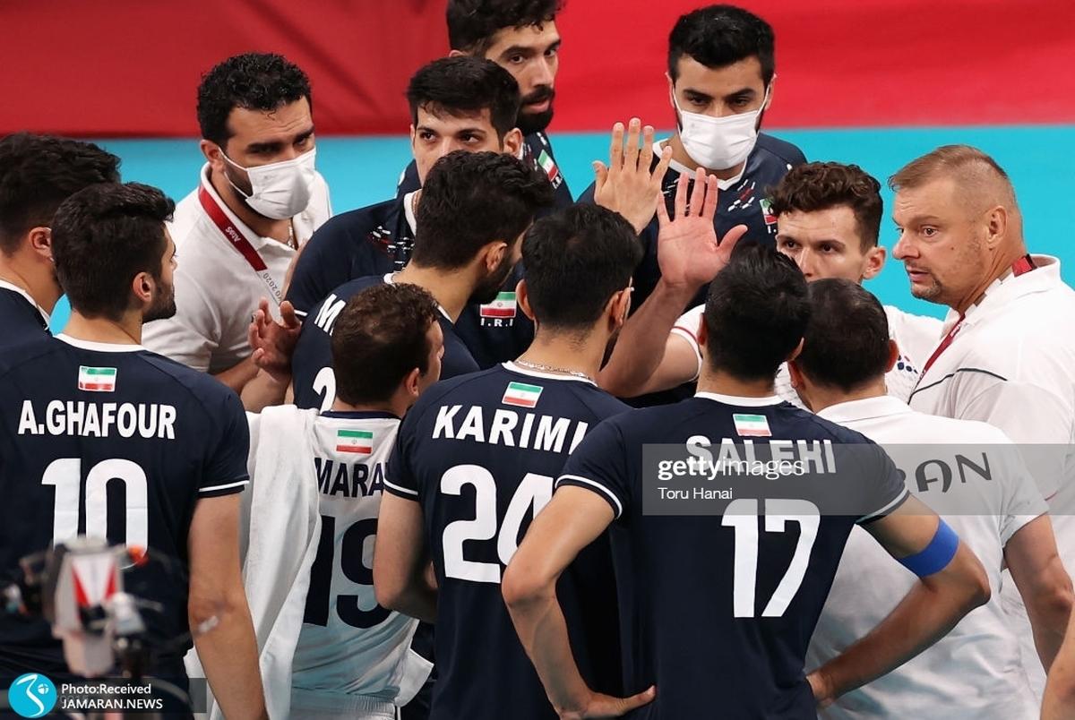 المپیک 2020 توکیو| آلکنو: بازیکنانم را مورد غضب قرار ندهید!/ فکر چنین نتیجهای را نمیکردیم