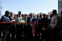 هفت پروژه عمرانی در شهر جدید بهارستان به بهره برداری رسید
