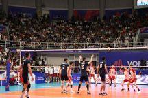لهستان هم در ارومیه حریف مردان والیبال ایران نشد