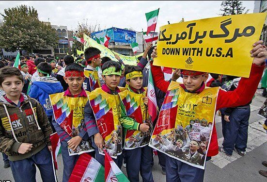 """Imam Khomeini hailed US embassy takeover by students as """"second revolution"""""""