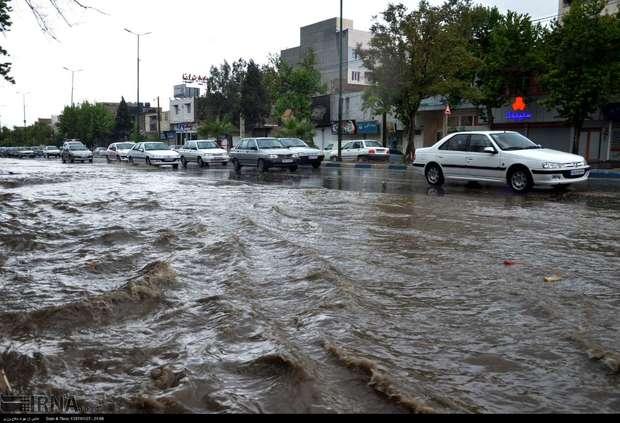 هواشناسی برای شنبه بوشهر آبگرفتگی معابر پیش بینی کرد