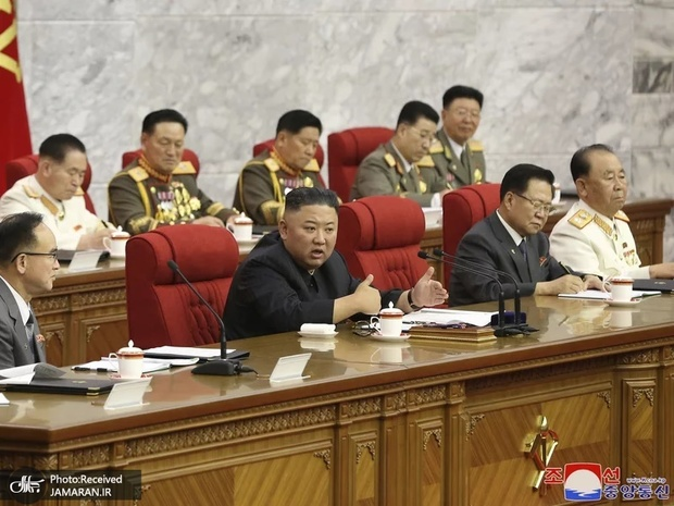 رهبر کره شمالی: برای رویارویی با آمریکا آماده ایم