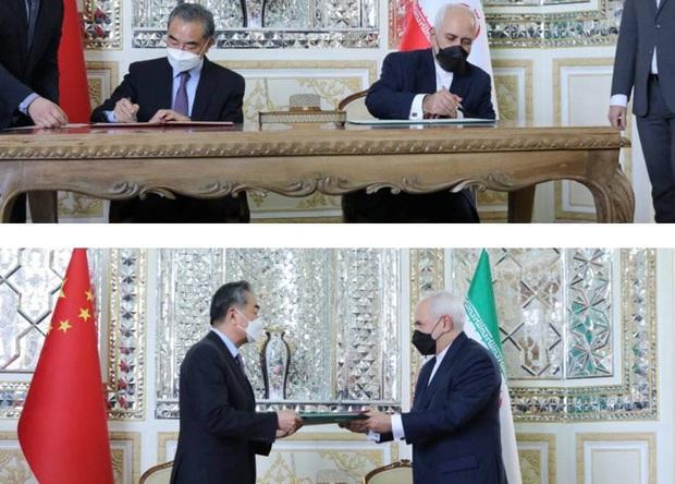 سند همکاری های جامع ایران و چین امضا شد + عکس و فیلم