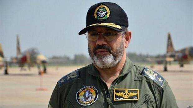 فرمانده نیروی هوایی ارتش: دشمن برای گرفتن حجاب از مردم برنامه ریزی کرده است