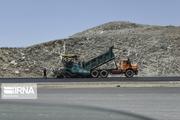 حجم پروژههای راهسازی در استان اردبیل افزایش یافت