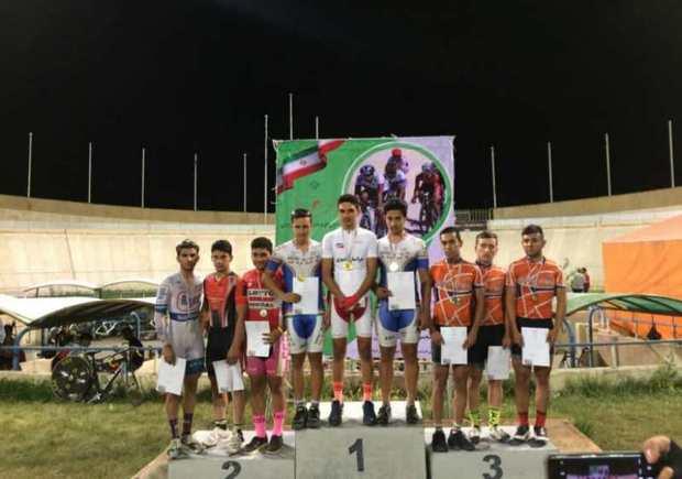 دوچرخه سواران خراسان رضوی قهرمان کشور شدند