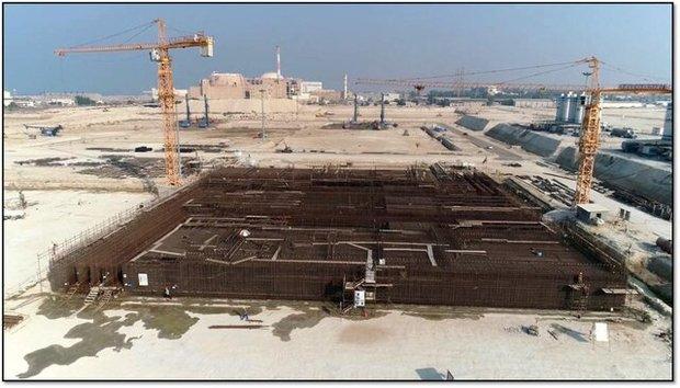 کمالوندی: بتن ریزی واحد ۲ نیروگاه بوشهر اوایل آبان انجام میشود