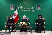 روحانی: با آذربایجان در زمینه دریای خزر و منابع نفت و گاز تصمیم گرفتیم به طور مشترک این کار را انجام دهیم